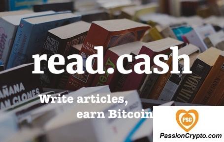 La plate-forme Read.cash récompense les créateurs de contenu avec des incitations en Bitcoin Cash