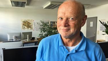 Georg Keckl Mitarbeiter des Landesamts fr Statistik Niedersachsen  NDR Fotograf Jennifer Lange