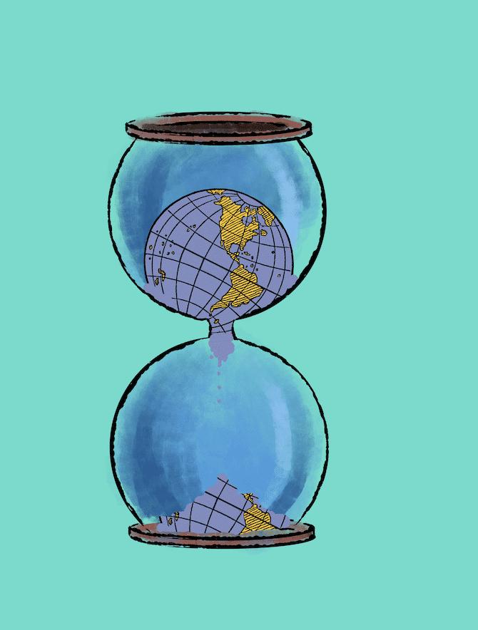 Klimawandel: Bleiben uns nur noch 10 Jahre?