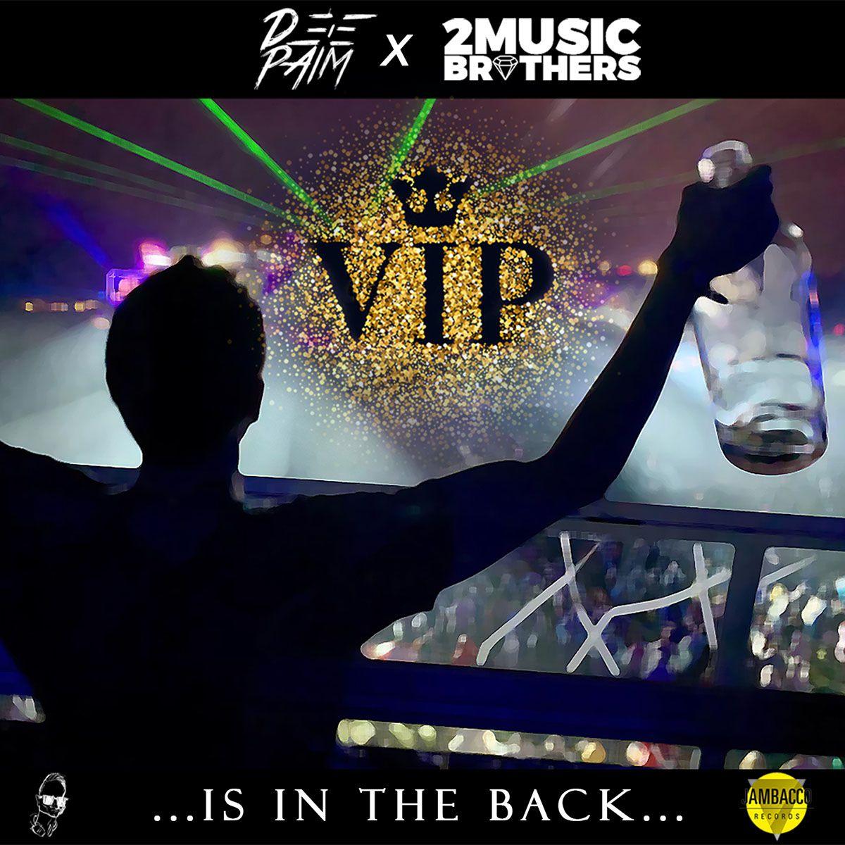 DeePaim x 2Music Brothers veröffentlichen - VIP