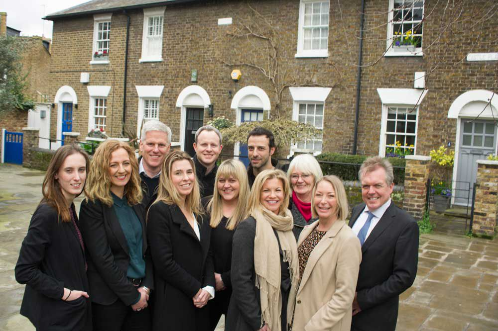 Chiswick Estate Agent: Whitman & Co - Chiswick's Number One Property Team
