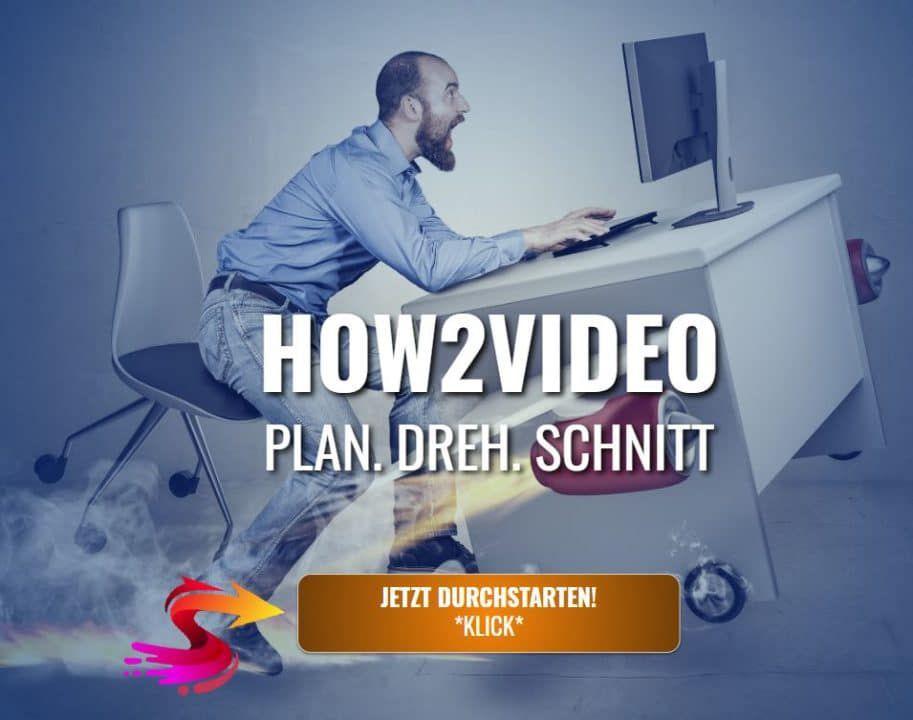 How2Video [Webinar] - Erreiche mit Videos mehr Kunden