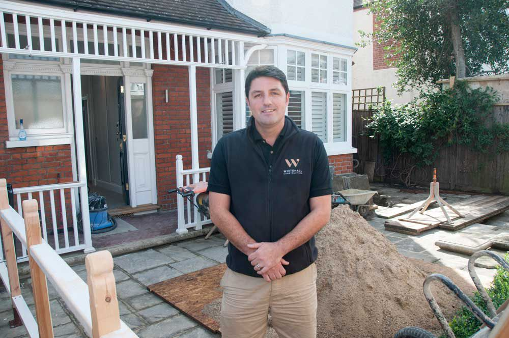 West London Builder: Whitehall Construction - The Renovation Experts
