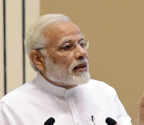 PM Modi to address the nation today at 4 pm.