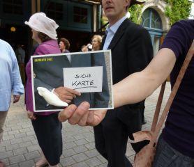 ♫ Lohengrin in Bayreuth 2010 - 2015: Ratten in der Oper