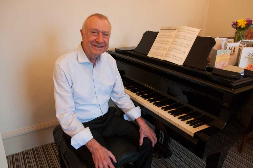 David Wallace: Playing For Pleasure