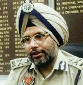 Amardeep Singh Rai IPS, has been transferred as IG Headquarters, Punjab Police