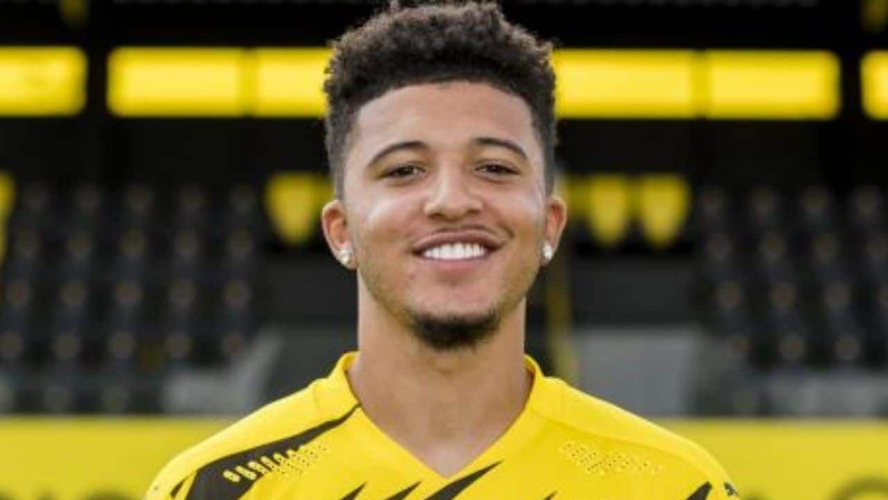 Manchester United Make Opening Bid For Borussia Dortmund's Jadon Sancho