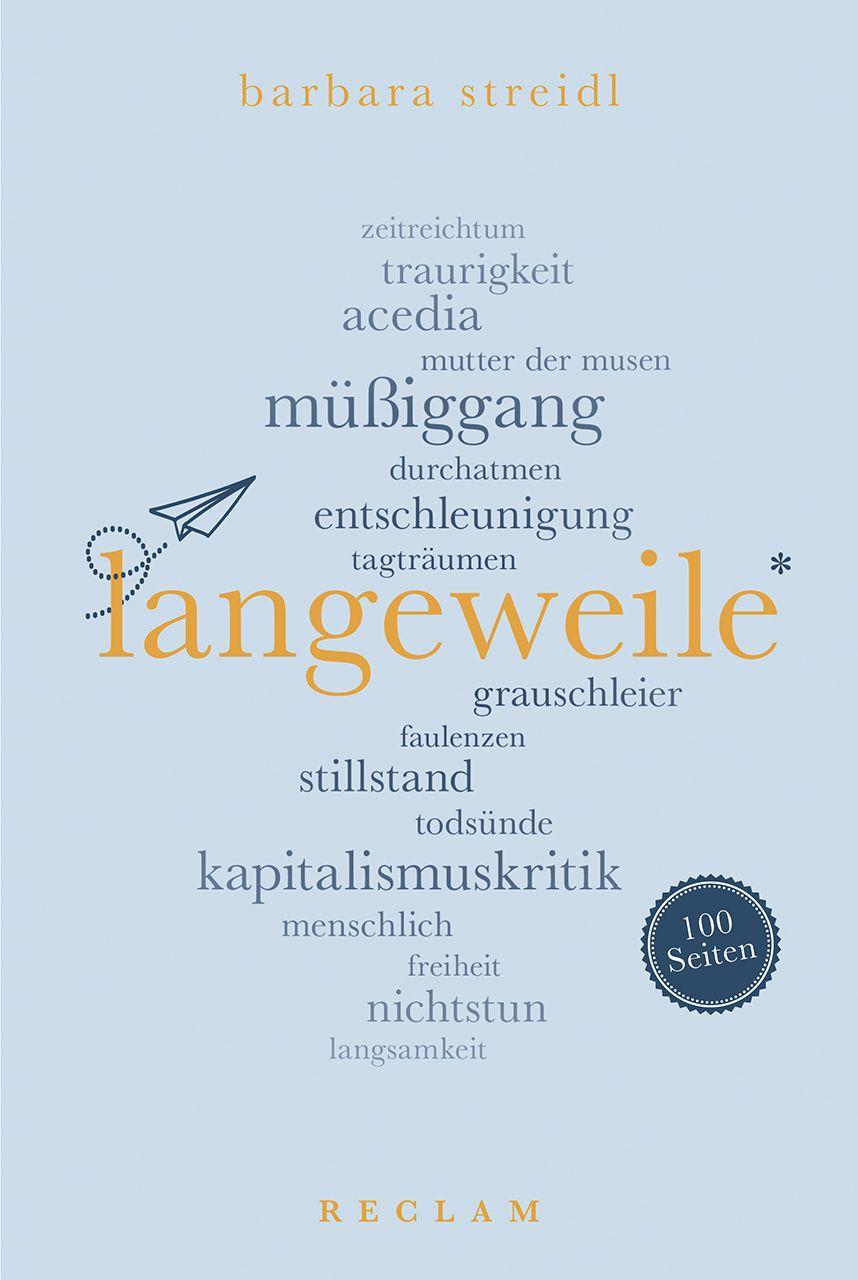 """""""Langeweile"""""""