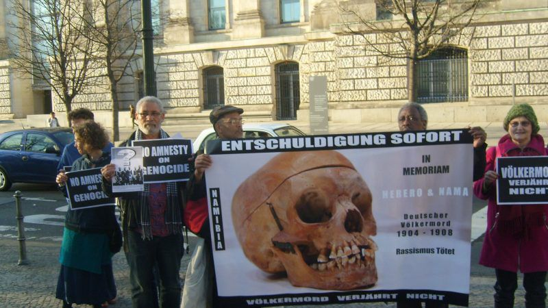 Germany recognizes colonial-era genocide in Namibia, but survivors say it's not enough