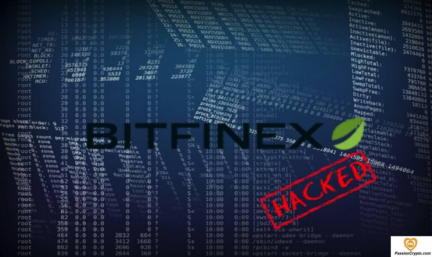 FONDS BITCOIN DU BITFINEX HACK EN 2016 EN MOUVEMENT: LES HACKERS VENDENT-ILS?