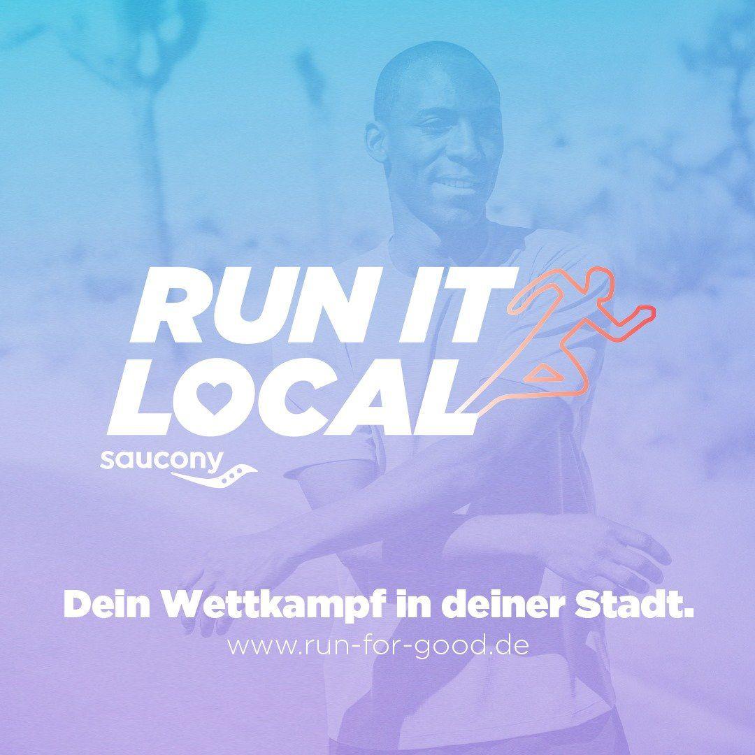 Saucony Run it Local – Mini-Wettkampftour durch Deutschland