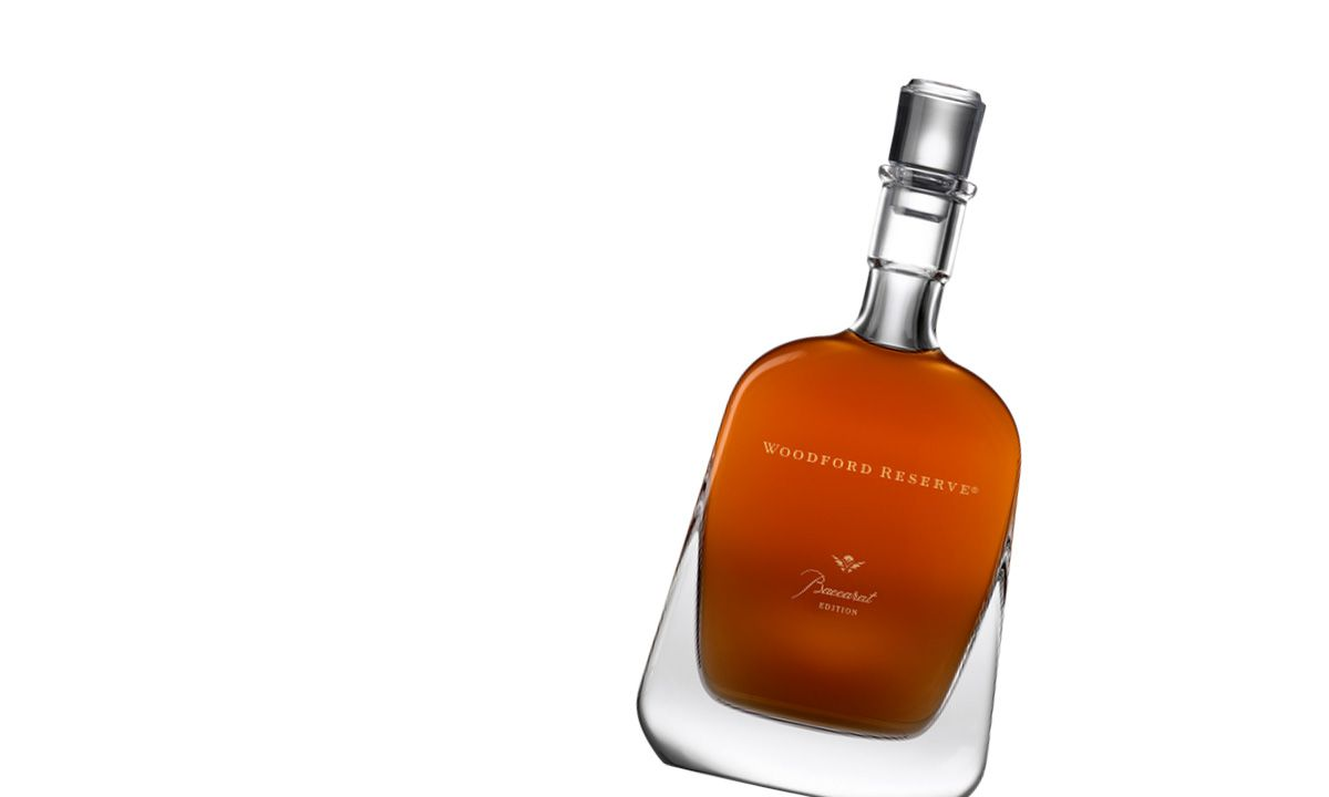 Woodford Reserve trifft auf Baccarat