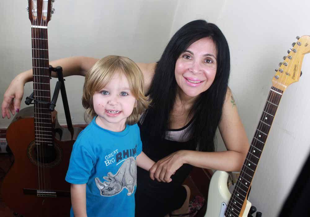 London Music Classes: Ana Ortiz Music - The Sound Of Music