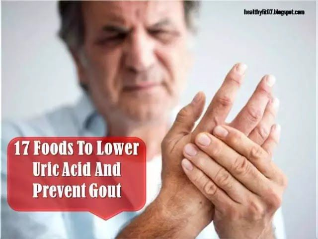 17 Foods To Lower Uric Acid And Prevent Gout