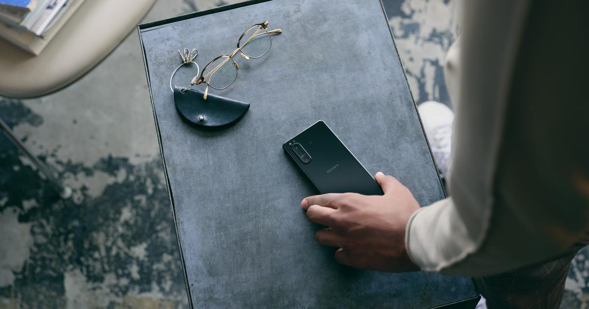Sony Xperia 5 II im Redaktionstest