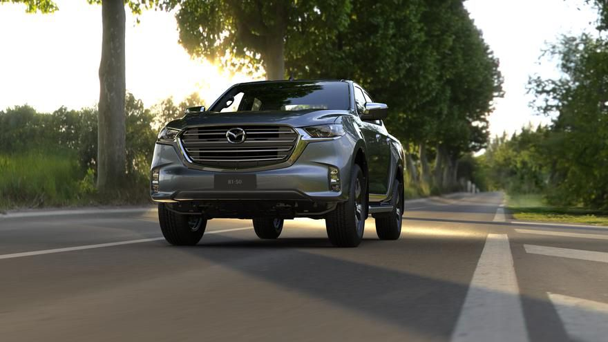 Colin-on-Cars - Mazda BT-50 joins the fray