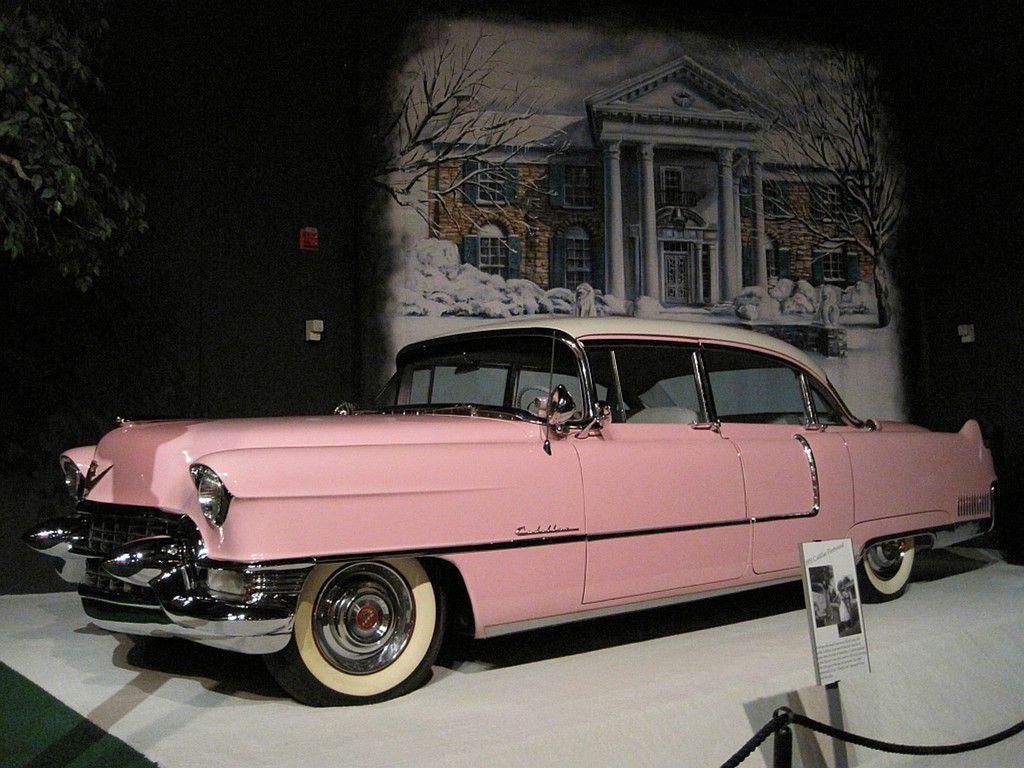 Cadillac Fleetwood 1955