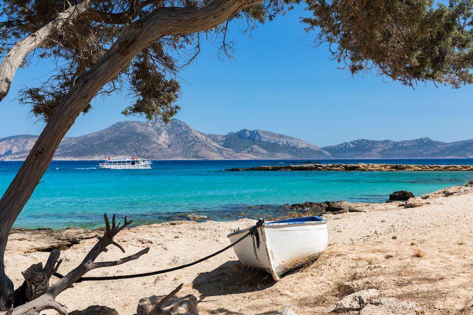 Griechenland: 7 Trauminseln, die Sie noch nicht kannten