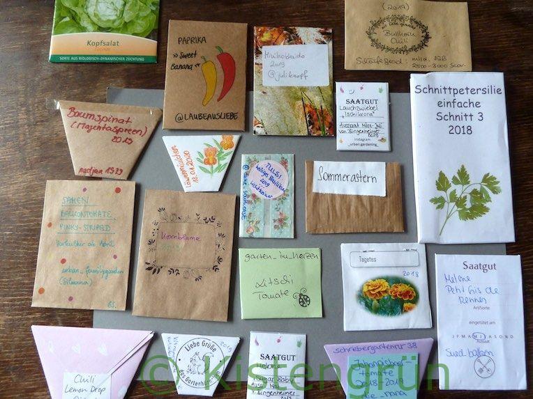 Pflanzen-Samen kaufen: Bezugsquellen für (Bio)Saatgut