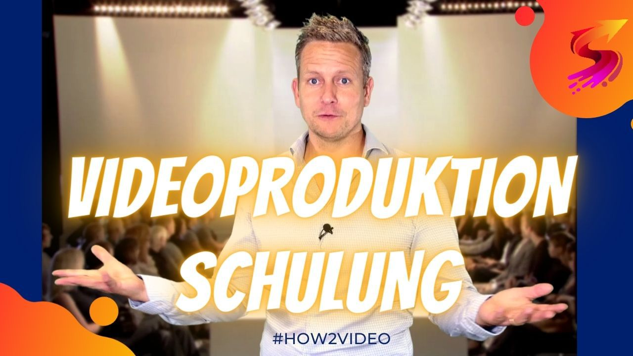 Videoproduktion Schulung 2021 - Drehen, schneiden, bearbeiten