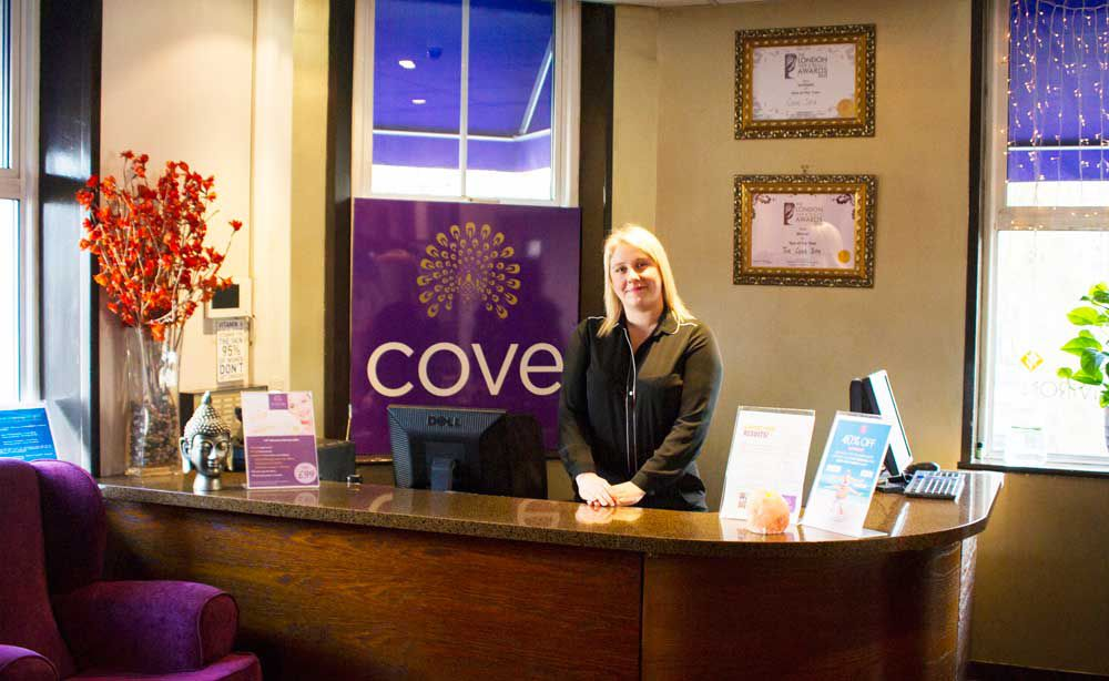 Chiswick Spa: The Cove Spa - Be Happy In Your Skin