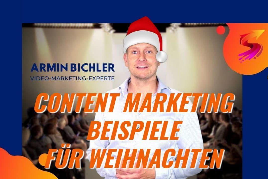 Top10 Content Marketing Beispiele für Weihnachten 2020