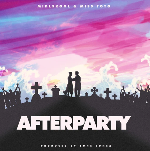 MidLskooL shares his posthumous requests in his hip hop anthem, 'AfterParty', featuring Miss Toto.
