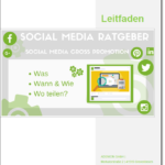 Ratgeber Social Media Cross Promotion